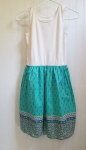 Gap Girls Cotton Tank Dress